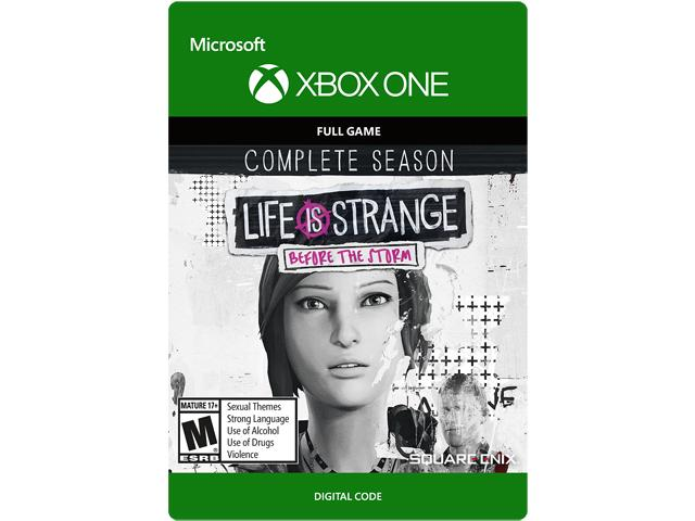 Square Enix Life is Strange Before the Storm Xbox One Game