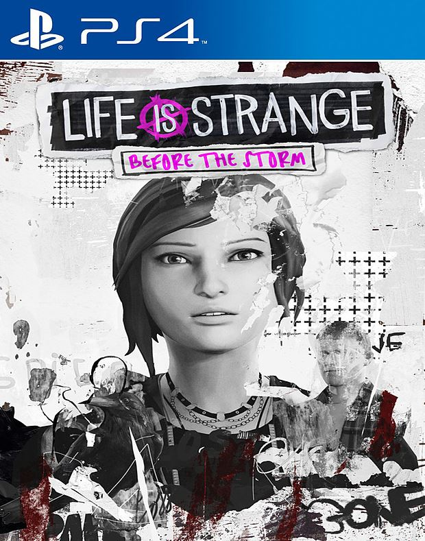 Square Enix Life is Strange Before the Storm PS4 Playstation 4 Game