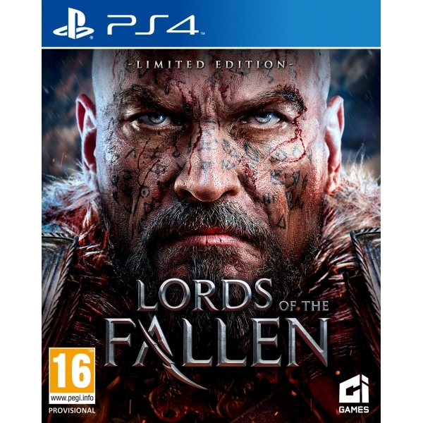 Square Enix Lords Of The Fallen Limited Edition PS4 Playstation 4 Game