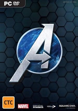 Square Enix Marvels Avengers PC Game