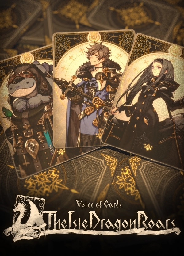 Square Enix Voice Of Cards The Isle Dragon Roars PC Game