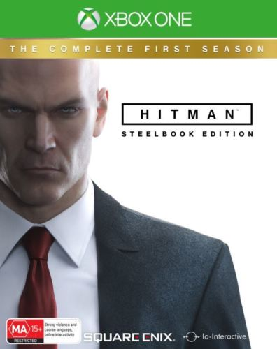 Square Enix XB1 Hitman Complete 1st Season Day One Edition Xbox One Game