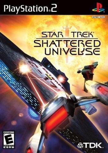 TDK Star Trek Shattered Universe PS2 Playstation 2 Game