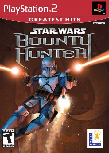Lucas Art Star Wars Bounty Hunter Greatest Hits PS2 Playstation 2 Game
