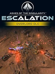 Stardock Ashes Of The Singularity Escalation Overlord PC Game