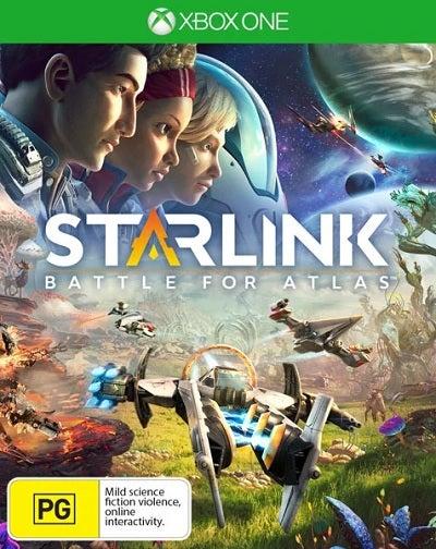Ubisoft Starlink Battle For Atlas Refurbished Xbox One Game