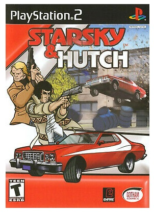 Empire Interactive Starsky And Hutch Refurbished PS2 Playstation 2 Game