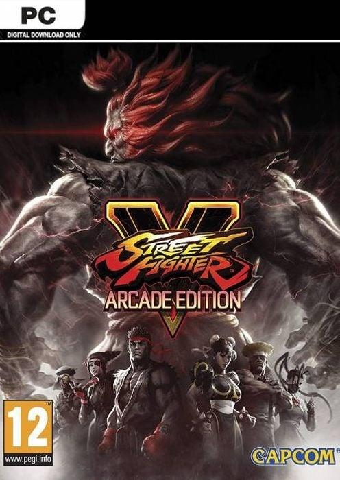 Capcom Street Fighter V Arcade Edition Refurbished PC Game