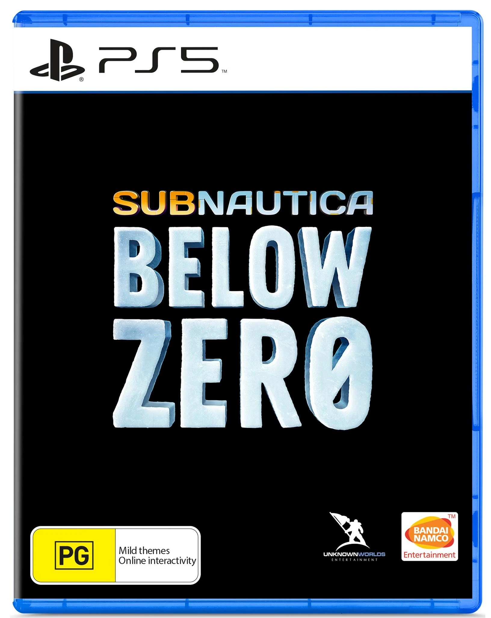 Bandai Subnautica Below Zero PS5 PlayStation 5 Game