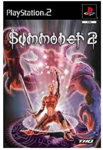 THQ Summoner 2 PS2 Playstation 2 Game