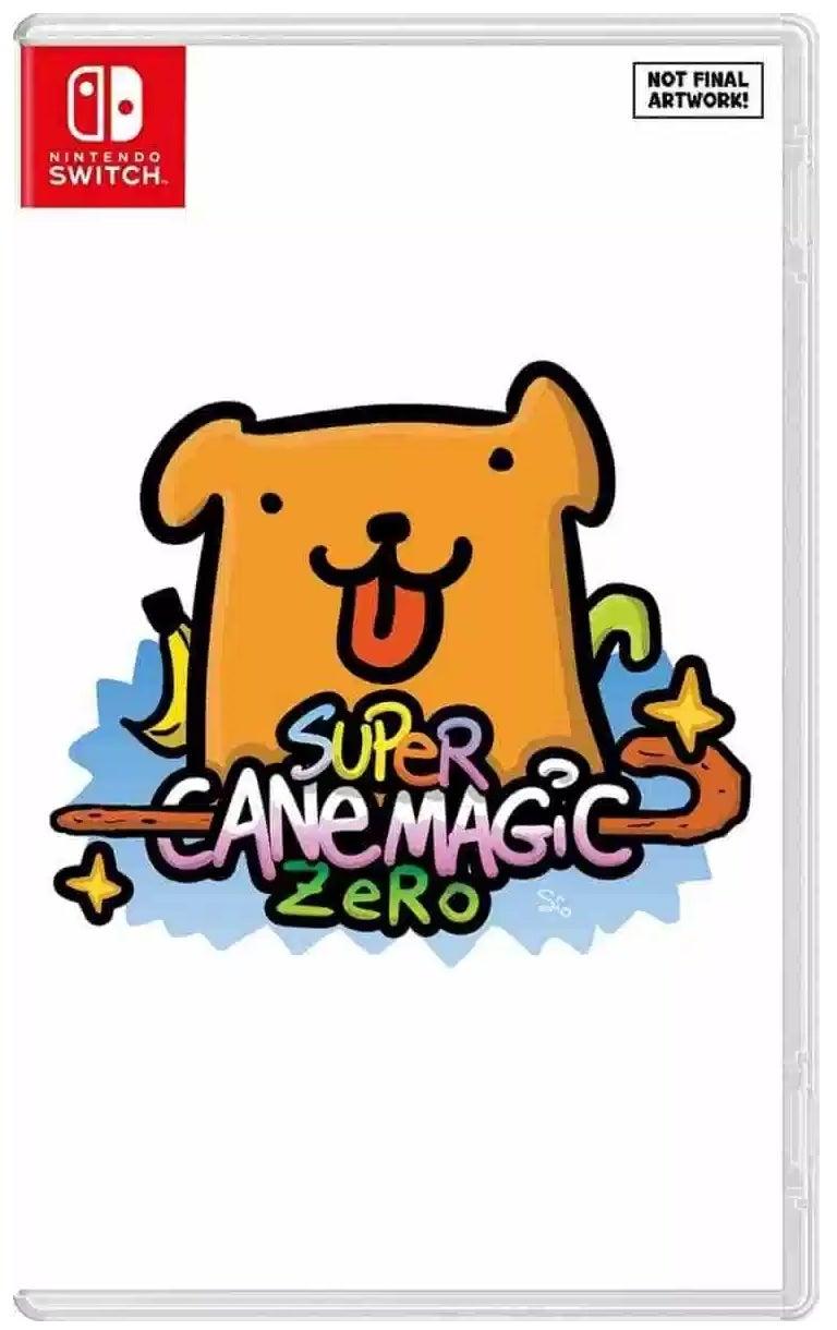Evil Twin Super Cane Magic Zero Nintendo Switch Game