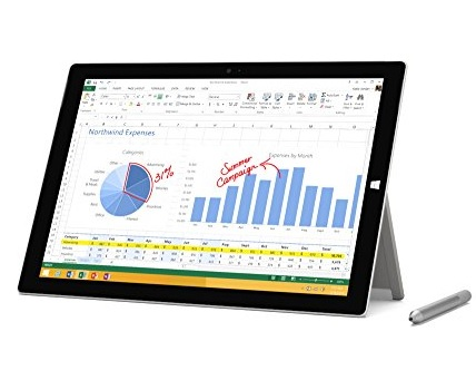 Microsoft Surface Pro 3 12 inch Tablet