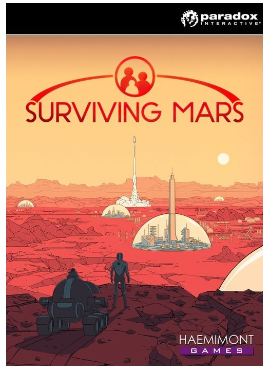 Paradox Surviving Mars PC Game