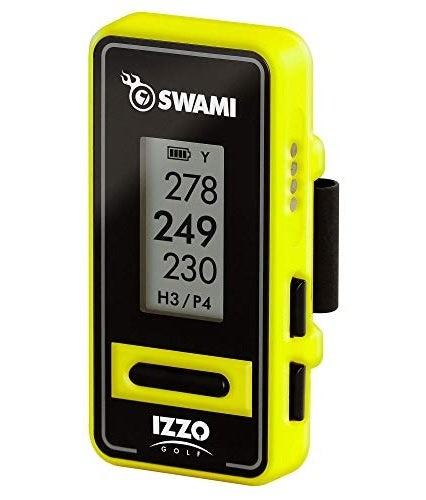 Izzo Swami Voice Clip GPS Device