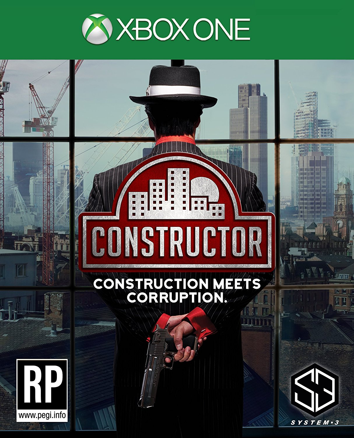 System 3 Constructor HD Xbox One Game