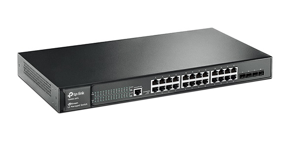 TP-Link T2600G 28TS Networking Switch
