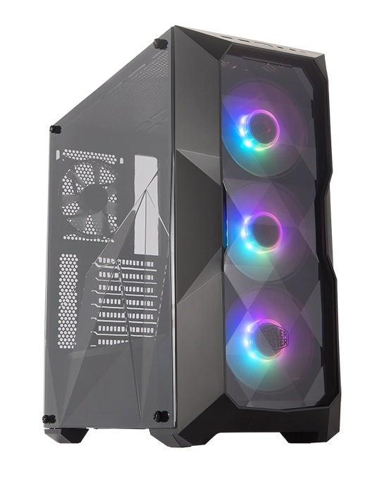 CoolerMaster TD500 ARGB Mid Tower Computer Case