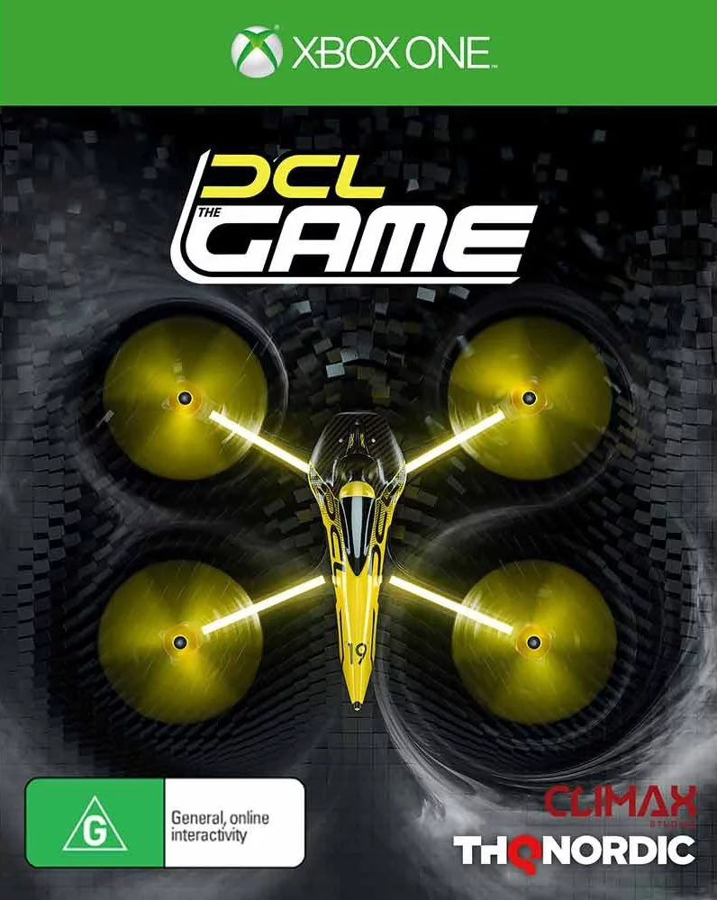 THQ DCL The Game Xbox One Game