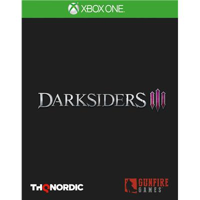 THQ Darksiders 3 Xbox One Game