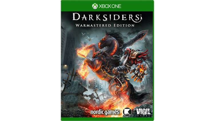 THQ Darksiders Warmastered Edition Xbox One Game