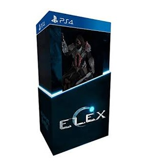 THQ Elex Collectors Edition PS4 Playstation 4 Game