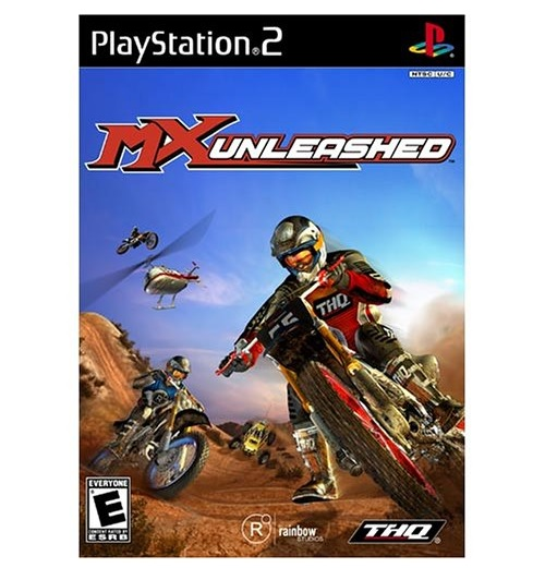 THQ MX Unleashed Refurbished PS2 Playstation 2 Game