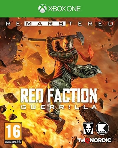 THQ Red Faction Guerilla ReMarstered Xbox One Game
