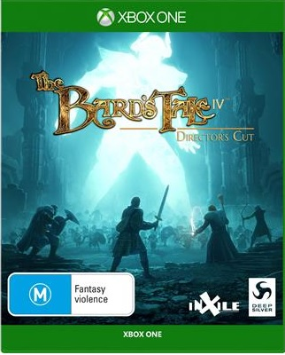 THQ The Bards Tale IV Directors Cut Xbox One Game
