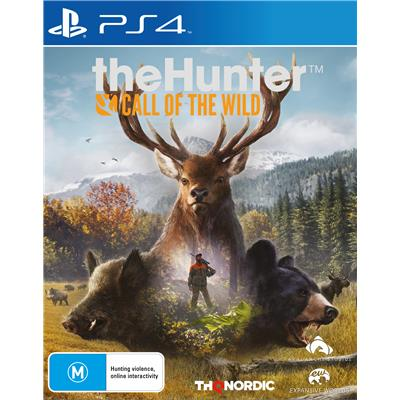 THQ theHunter Call of the Wild PS4 Playstation 4 Game