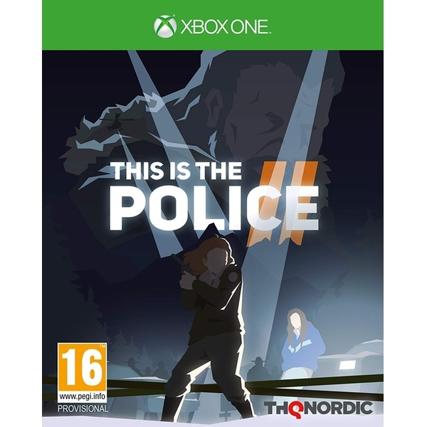 THQ This Is The Police 2 Xbox One Game