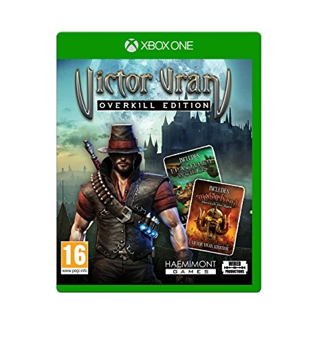 THQ Victor Vran Overkill Edition Xbox One Game