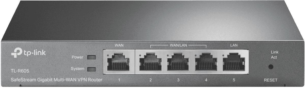 TP-Link SafeStream TL-R605 Router
