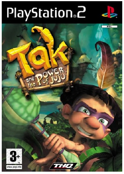 THQ Tak And The Power Of Juju Refurbished PS2 Playstation 2 Game