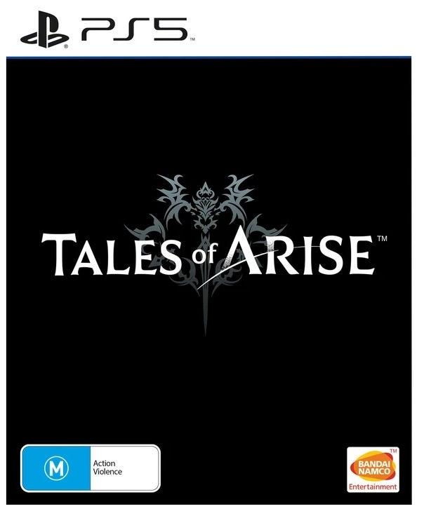 Bandai Tales Of Arise PS5 PlayStation 5 Game