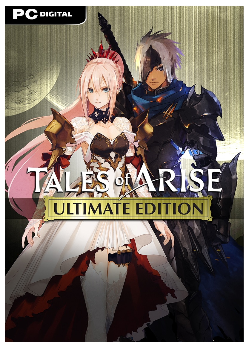Bandai Tales Of Arise Ultimate Edition PC Game