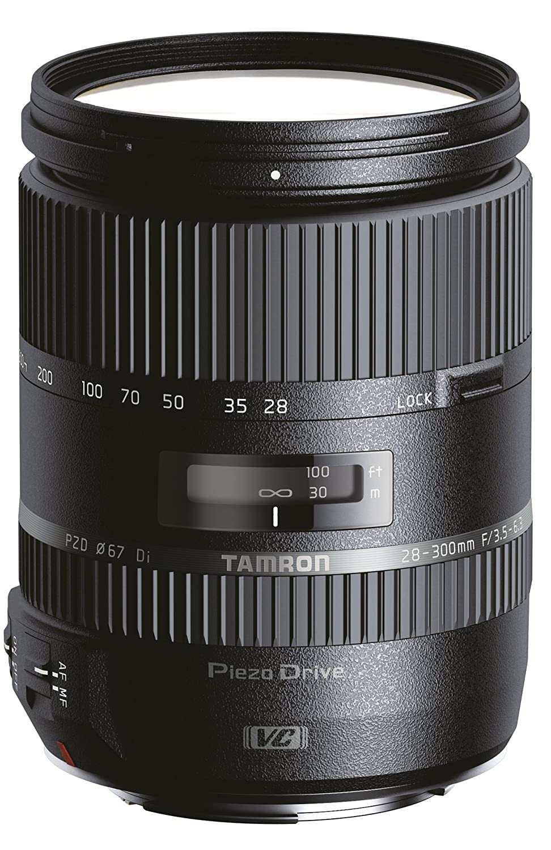 Tamron 28-300mm F3.5-6.3 Di VC PZD Camera Lens