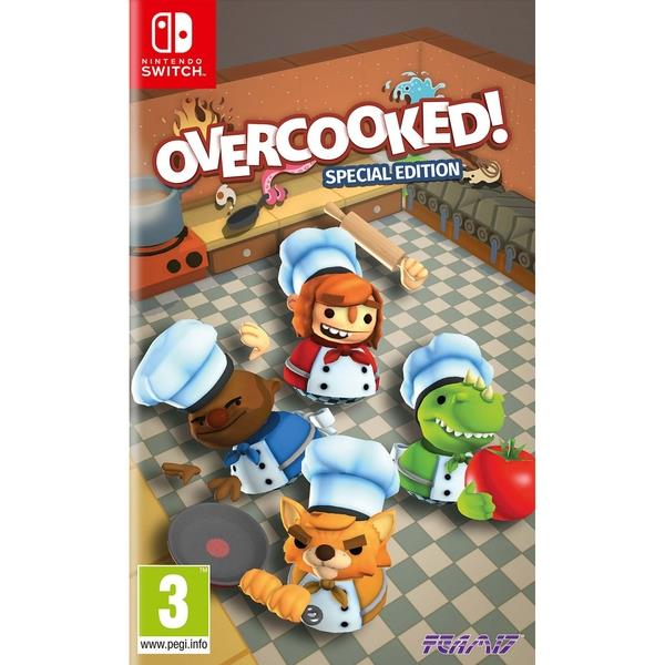 Team17 Software Overcooked Special Edition Nintendo Switch Game