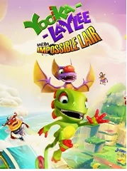 Team17 Software Yooka Laylee and the Impossible Lair PC Game
