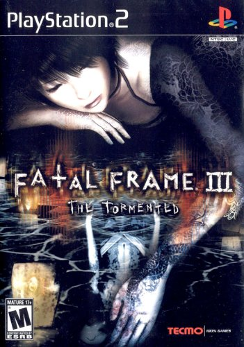 Tecmo Fatal Frame III The Tormented PS2 Playstation 2 Game