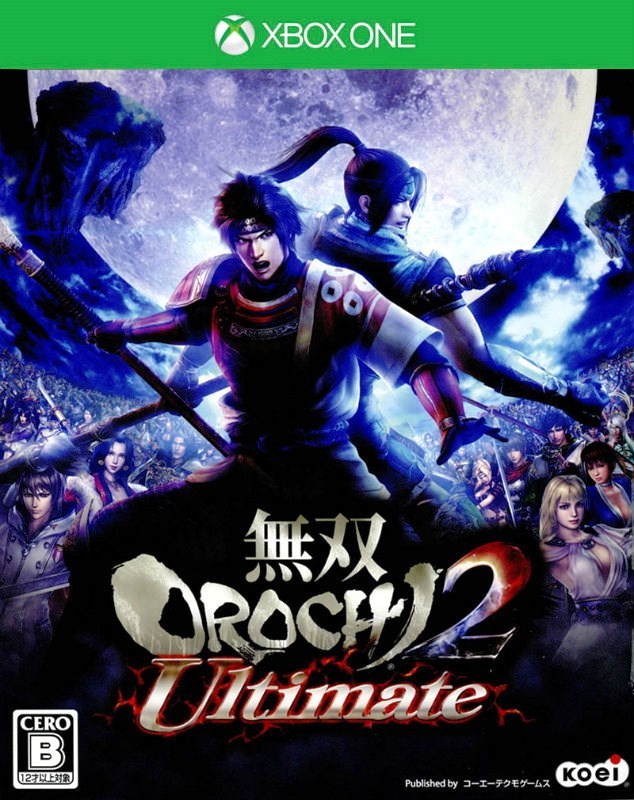 Tecmo Koei Musou Orochi 2 Ultimate Xbox One Game