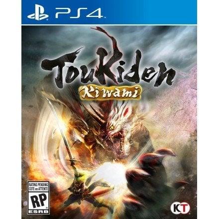 Tecmo Koei Toukiden Kiwani PS4 Playstation 4 Game