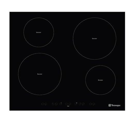 Tecnogas INE664B Kitchen Cooktop