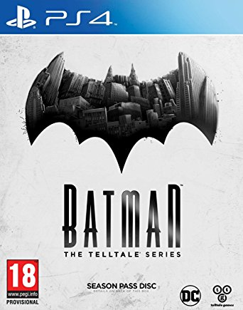 Telltale Games Batman The Telltale Series Nintendo Switch Game