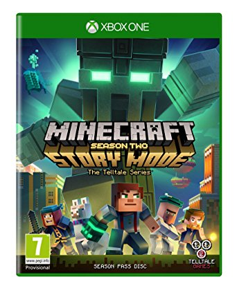 Telltale Games Minecraft Story Mode Season 2 Xbox One Game