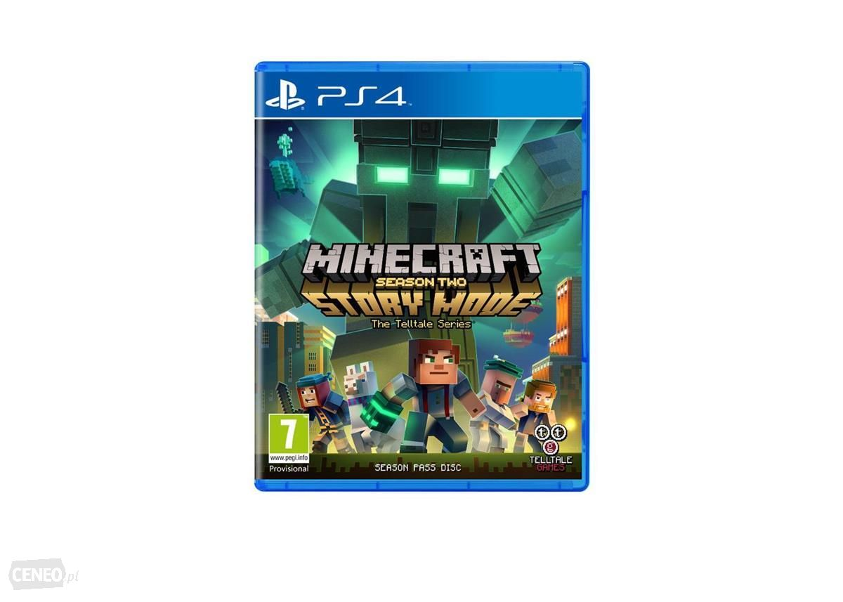 Telltale Games Minecraft Story Mode Season 2 PS4 Playstation 4 Game