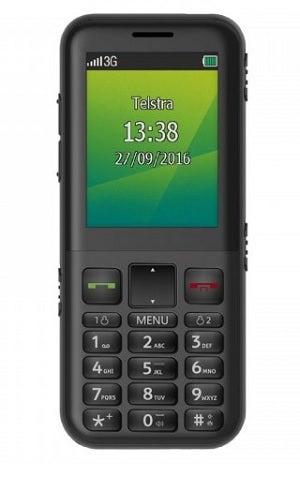 Telstra Easy Call 4 Refurbished Mobile Phone