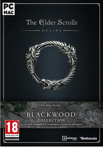 Bethesda Softworks The Elder Scrolls Online Blackwood Collection PC Game