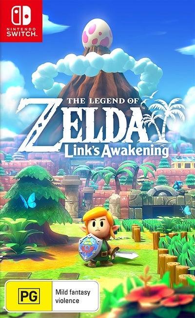 Nintendo The Legend Of Zelda Links Awakening Refurbished Nintendo Switch Game