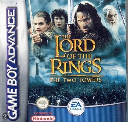 Electronic Arts The Lord Of The Rings The Two Towers Refurbished GameBoy Game