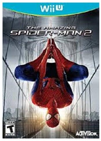 Activision The Amazing Spider Man 2 Nintendo Wii U Game